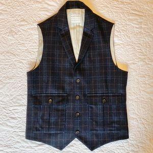 Brooks Brothers BLACK FLEECE Vest